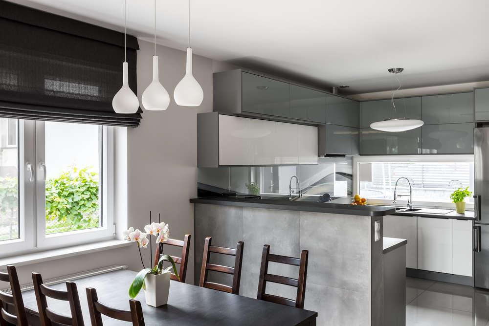 Cucina open space: ripensare al living centro cucine spreafico