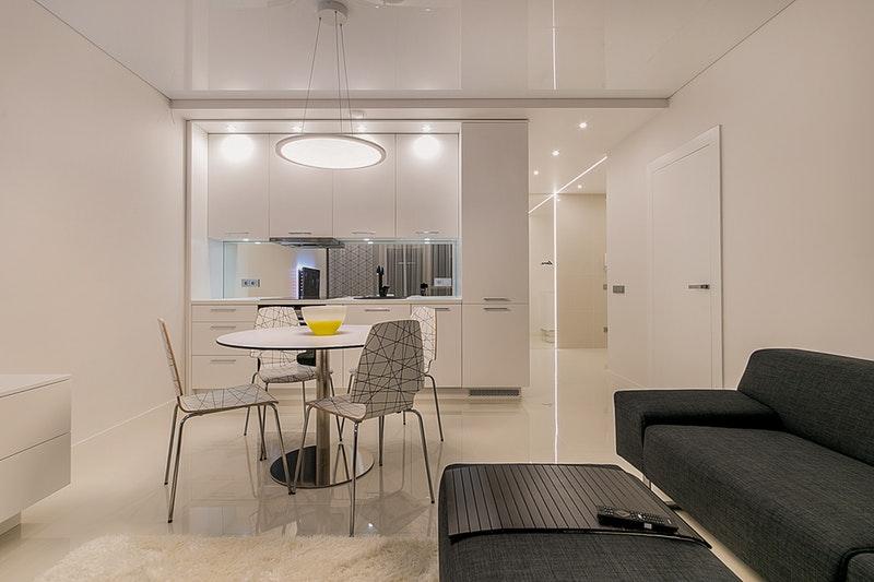 Arredamento minimalista centro cucine spreafico for Arredamento minimalista significato