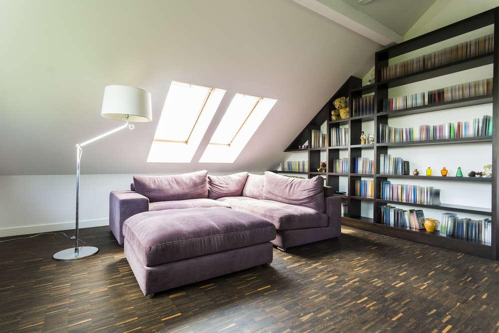 Arredare un sottotetto idee per uno spazio unico for Arredare sottotetto non abitabile